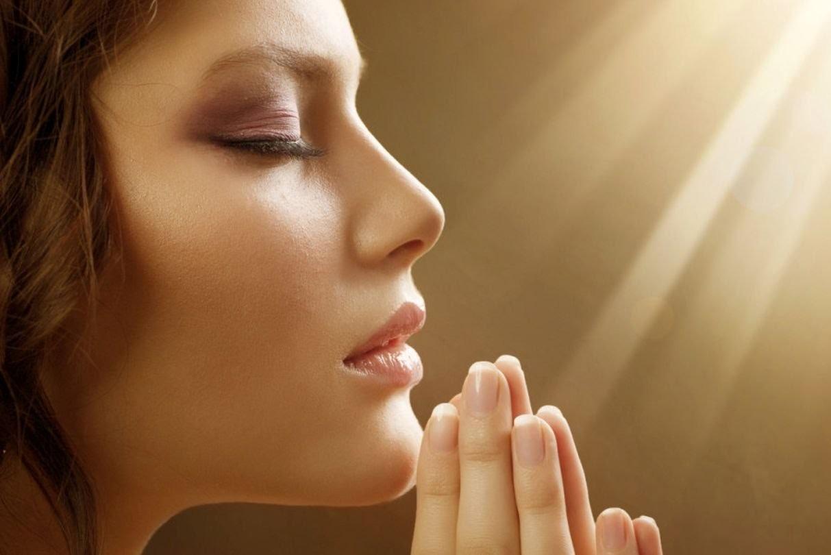 вознесение молитвы