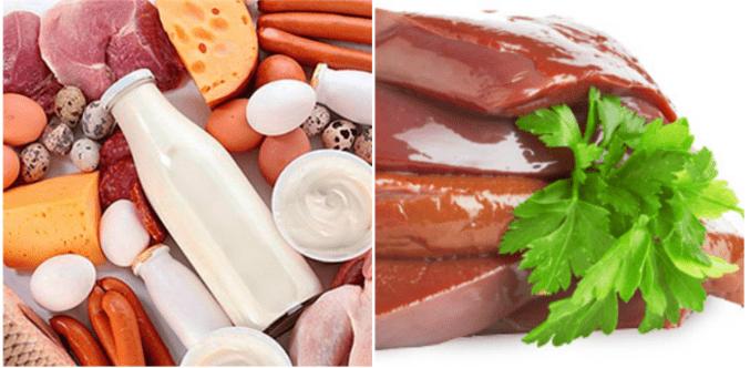 продукты от мигрени 3
