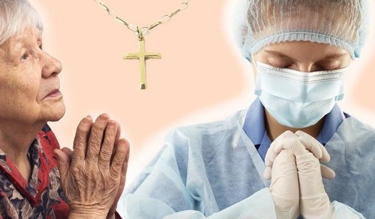 молитва за врачей