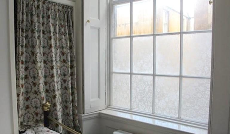 тюль на окнах вместо штор