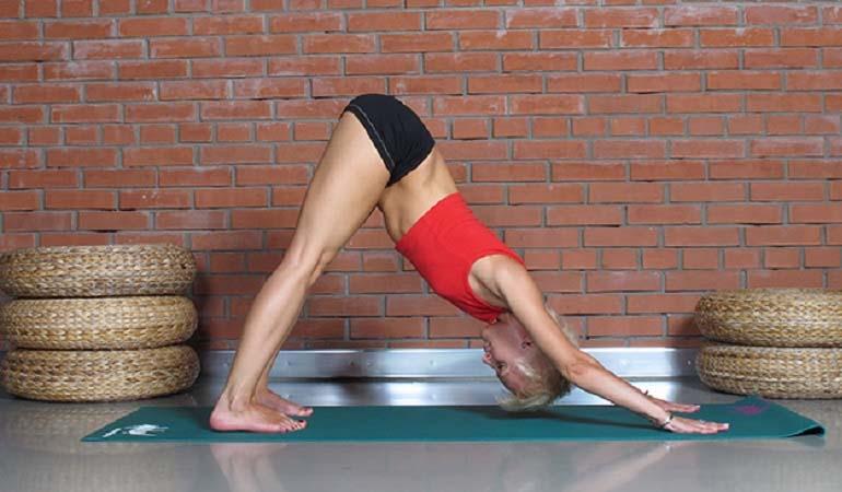 домашняя практика йоги