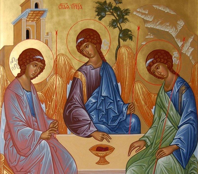 молитвы на троицын день
